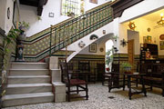 Hostal Atenas - Patio