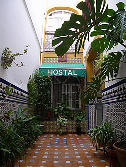 Hostal Atenas, Sevilla | Entrance
