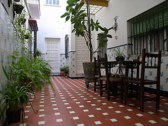 Hostal Atenas, Sevilla | Patio