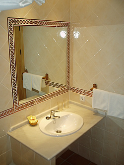 Hostal Atenas, Sevilla | Bathroom